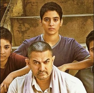 Aamir Khan Dangal izledim