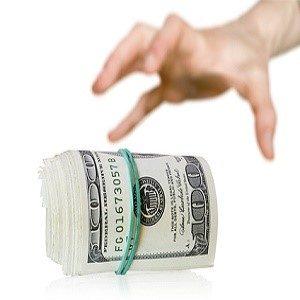 Yerde para buldunuz