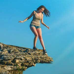 Yükseklik Korkusu Akrofobi