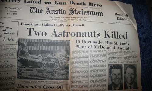 2 Astronot Öldü