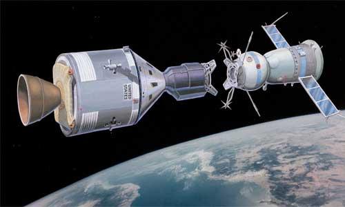 Apollo-Soyuz Test Programı