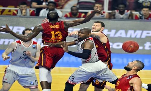 Galatasaray Eurocup Şampiyonu