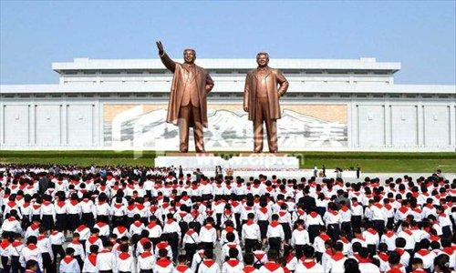 Kim Il-Sung Heykeli