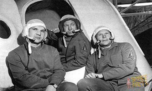 Soyuz 11 Mürettebatı