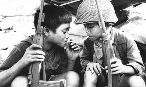 Çocuk ve savaş