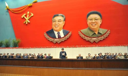Kim II Sung