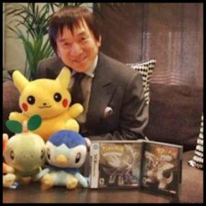 Satoshi Tajiri Pokemon