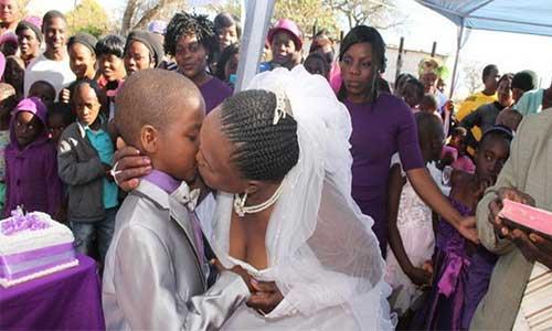 Afrika'daki Evlilik Yasaları Çok Farklı