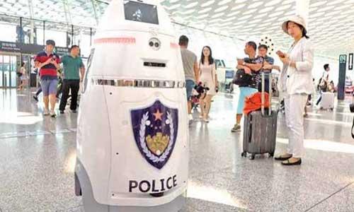 Anbot Polis Robotu