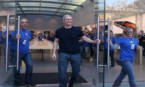 Apple, Çalışanlarına Her Türlü Yardımı Yapıyor
