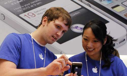 Apple, Çalışanlarının Haklarını Savunur