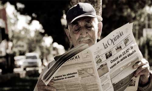 Artık Gazete Okunmuyor