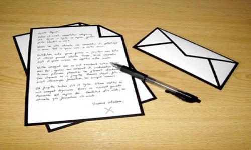 Artık Mektup Yazılmıyor
