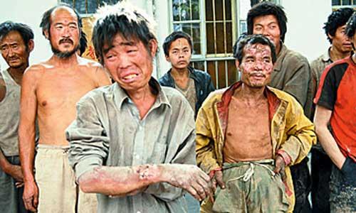 Çin'deki Köleler