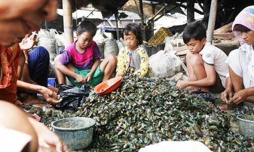 Endonezya'daki Köleler