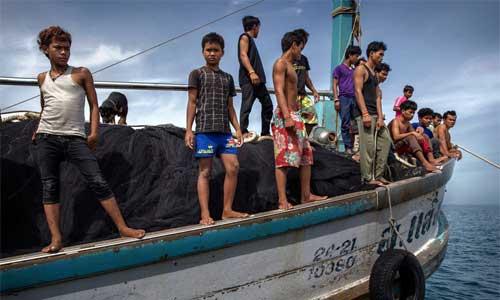 Filipinler'deki Çocuk Köleler