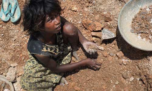 Hindistan'daki Çocuk Köleler