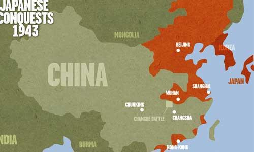 Japon İşgalindeki Çin