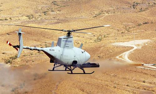 MQ-8 Saldırı Helikopteri