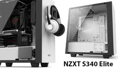NZXT S340 Elite Kasa