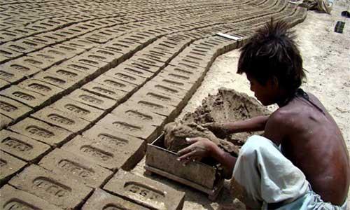 Pakistan'daki Köleler
