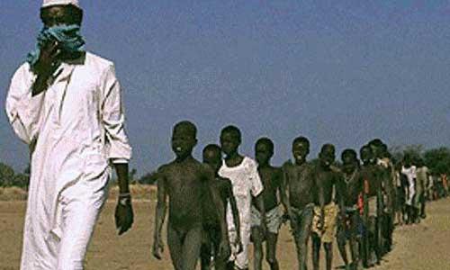 Sudan'daki Köleler