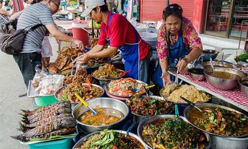 Tayland Sokak Yemekleri