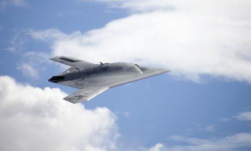 X-47B UCAV