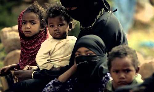 Yemen'deki Köleler