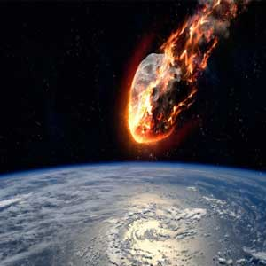 Meteor Düşseydi