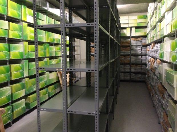 Arşiv Raf Sistemi Hakkında Bilgiler