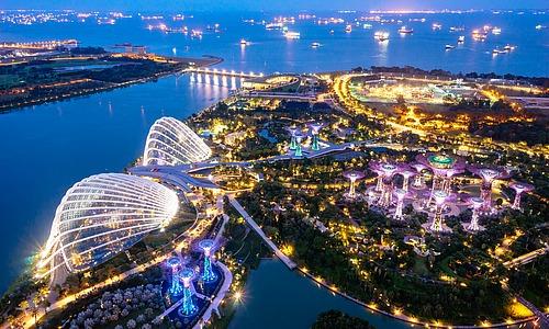 Singapur Hızla Gelişiyor