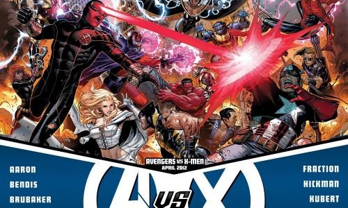 Yenilmezler vs X-Men