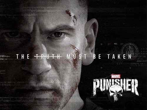 Punisher Dizi Önerisi