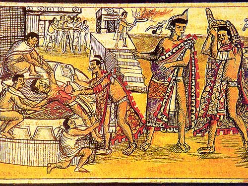 Aztek İnancı