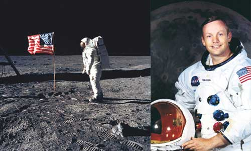 Neil Armstrong Ay