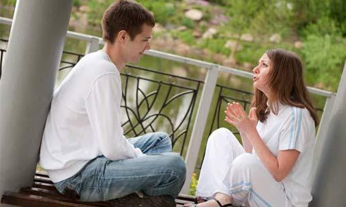 Kız Arkadaşınızı Dinleyin