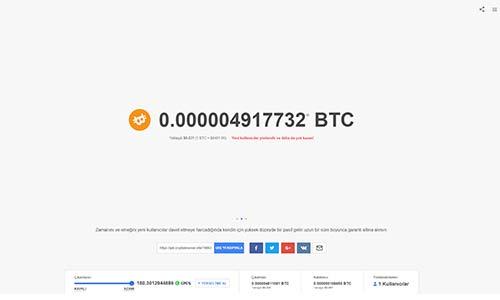 Tarayıcınızı Kullanarak Bitcoin Kazanmanız Mümkün
