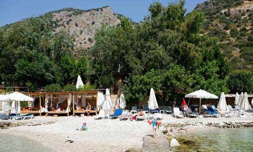 Olympos Kamp Alanı – Antalya