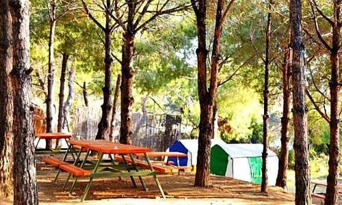 Özdere Kalemlik Kamp Alanı – İzmir