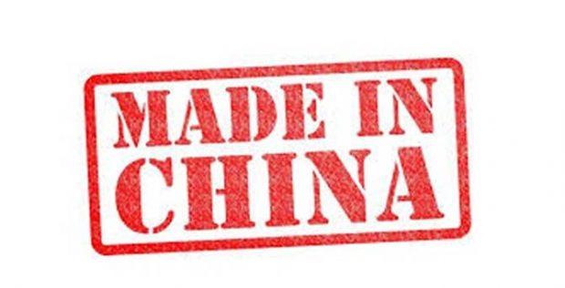 Çin'den Aldığımız Ürünlerin Bir Kısmı