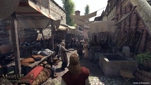 Mount & Blade II: Bannerlord Şehir içi gezme