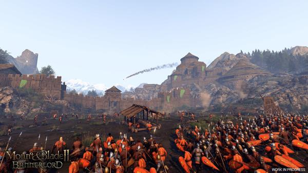 Mount & Blade II: Bannerlord Kale Kuşatması