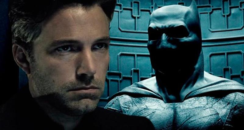 Son Batman Karakteri Ben Afleck