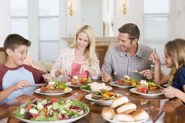 Aile ve Yemek